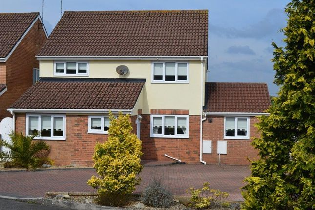 Thumbnail Detached house to rent in Church Meadow, Boverton, Llantwit Major