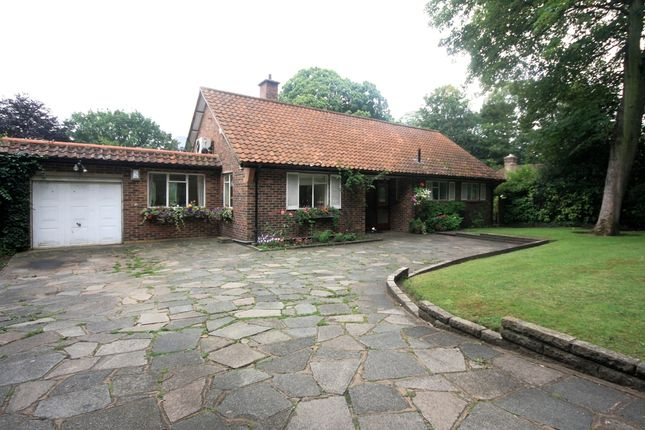 Thumbnail Bungalow for sale in Coombe Lane West, Kingston Upon Thames