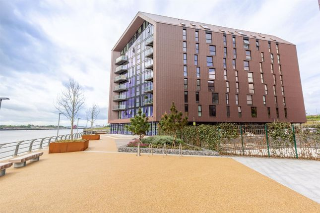 2 bed flat for sale in Smiths Dock, North Shields NE29