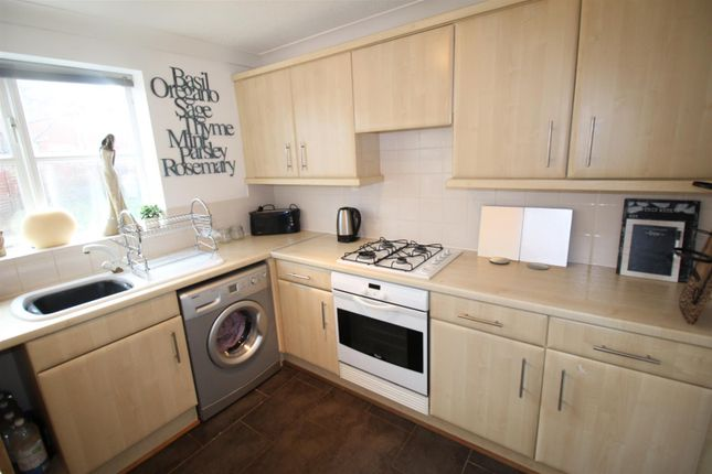 Thumbnail Detached house to rent in Manor Park, St. Brides Wentlooge, Newport