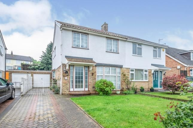 Thumbnail Semi-detached house for sale in Woodview Rise, Rochester, Kent