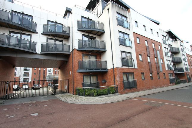 3 bed flat to rent in The Quarter, Egerton Street, Chester CH1
