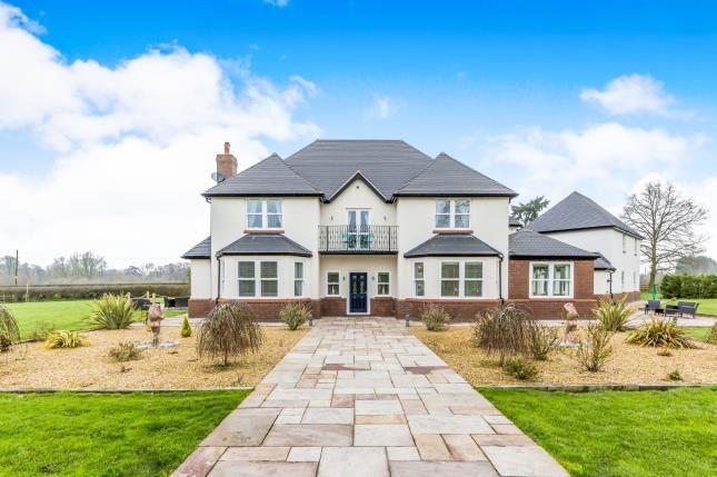 Thumbnail Detached house for sale in Willowbridge, Market Drayton, Shropshire