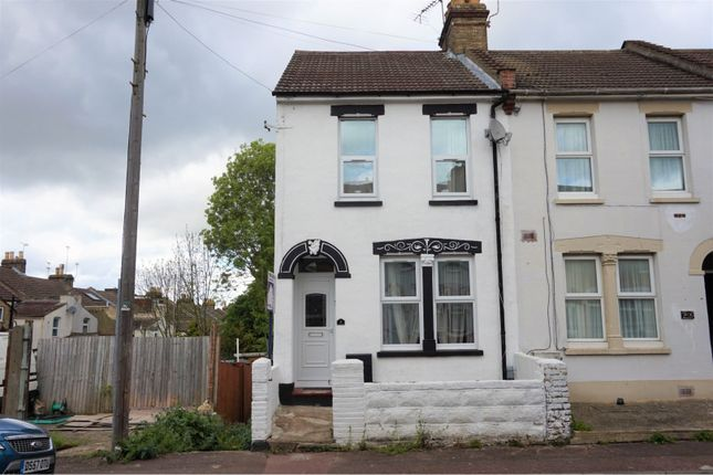 Terraced house for sale in Neville Road, Chatham