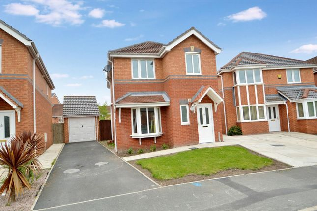 Thumbnail Detached house for sale in Goodwood Drive, Stockport, Cheshire