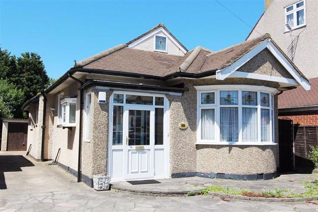 Thumbnail Detached bungalow for sale in Heathcote Grove, North Chingford, London