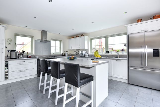 Thumbnail Detached house for sale in Wixes Piece, Ashbury, Swindon