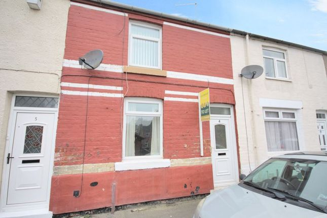 Thumbnail Terraced house for sale in Newcomen Terrace, Loftus, Saltburn-By-The-Sea