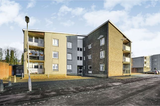 Thumbnail Flat for sale in Priory Square, Alloa