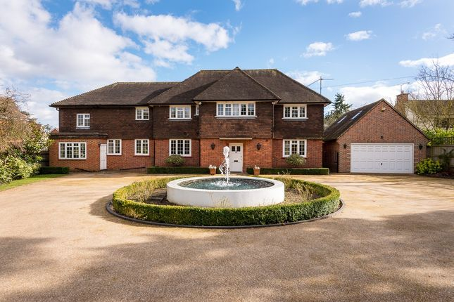 Thumbnail Detached house for sale in Holmemoor Drive, Sonning, Reading