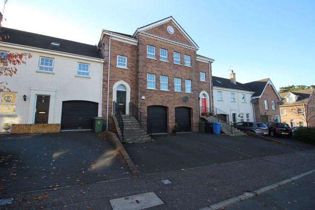 Thumbnail Semi-detached house for sale in Lineybrook Lane, Bangor