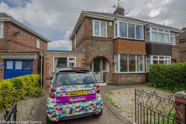 Thumbnail Property to rent in Hambleton Ave, Osbaldwick, York