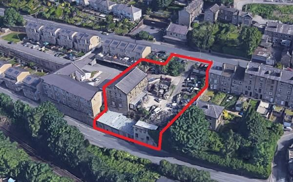 Thumbnail Light industrial for sale in Maltings Mill, Halifax Road, Hipperholme, Halifax