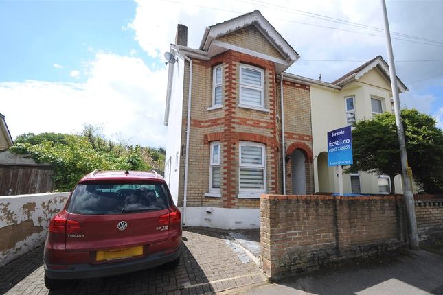 4 bed semi-detached house for sale in Lilliput Road, Lilliput, Poole, Dorset BH14