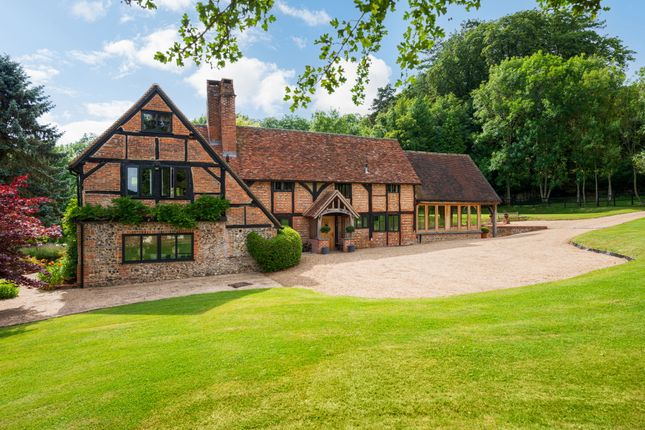 Thumbnail Detached house for sale in Rotherfield Greys, Henley-On-Thames