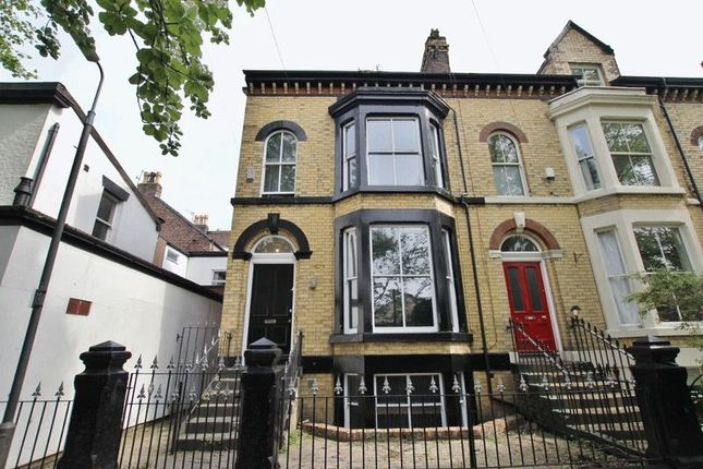 Thumbnail Terraced house for sale in Hadassah Grove, Sefton Park, Liverpool