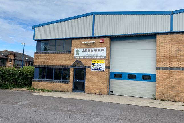 Thumbnail Industrial to let in Unit 1, Mornington Place, Waterlooville