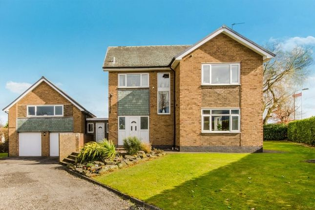 Thumbnail Detached house for sale in Milner Way, Ossett