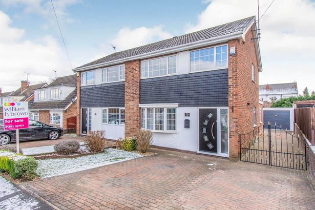 3 bed semi-detached house for sale in Cambourne Close, Adwick-Le-Street, Doncaster DN6