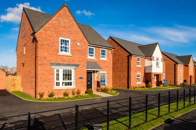 "Thumbnail Detached house for sale in ""Holden"" at Stockton Road, Long Itchington, Southam"