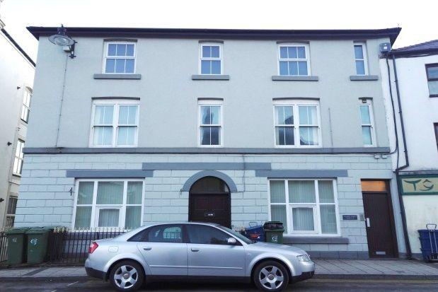 Thumbnail Flat to rent in Bangor