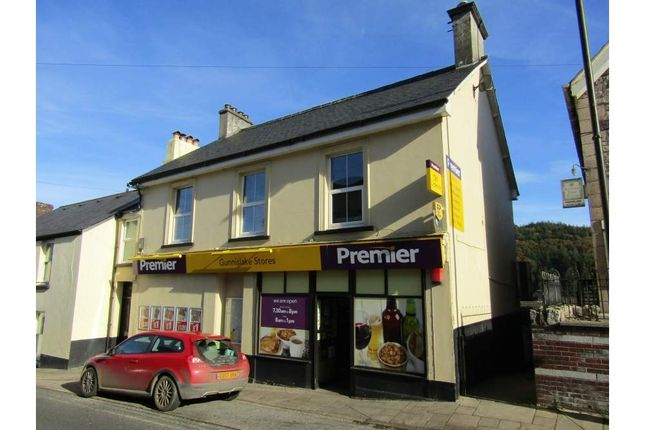 Thumbnail Retail premises for sale in Gunnislake Stores, Gunnislake