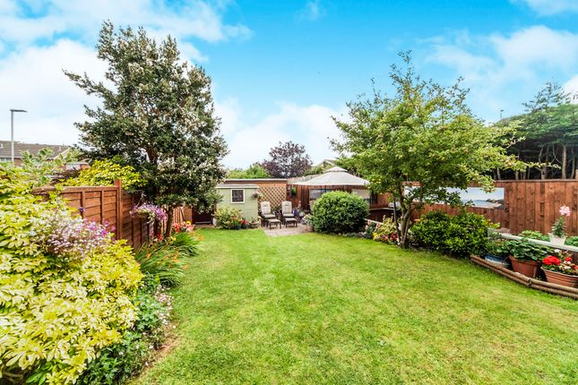 Thumbnail End terrace house for sale in Muirfield Close, Hartlepool