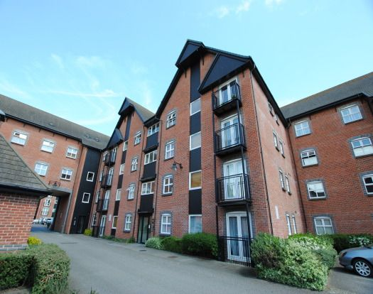 Thumbnail Flat to rent in The Wharf, Leighton Buzzard