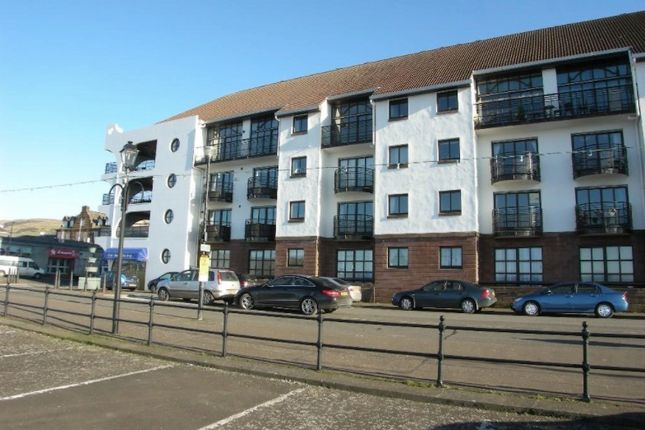 Thumbnail Flat to rent in The Moorings, Largs, North Ayrshire