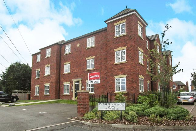 Thumbnail Flat for sale in Charles Hayward Drive, Sedgley, Dudley