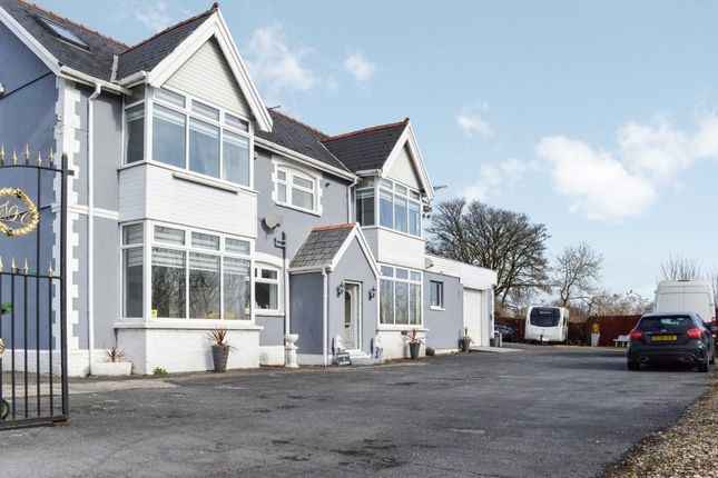 Detached house for sale in Penallta Road, Ystrad Mynach, Hengoed