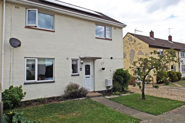 Thumbnail Semi-detached house for sale in Boscombe Road, Watton, Thetford