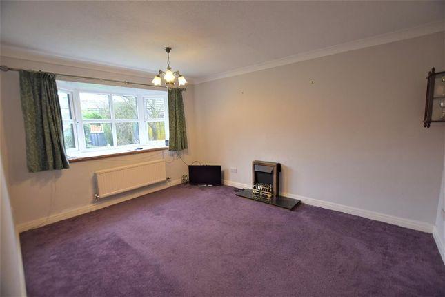Sitting Room of Woodbrook Court, Whaley Bridge, High Peak SK23