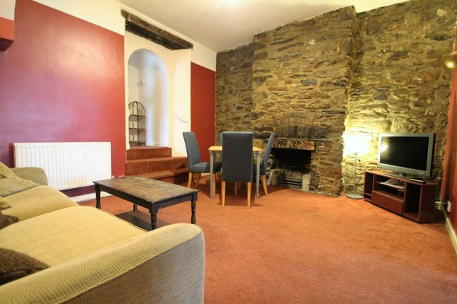 Thumbnail Flat to rent in City Centre, Plymouth, Devon