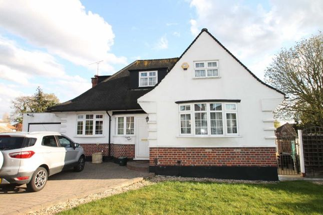Thumbnail Detached house to rent in Bridle Road, Pinner, Middlesex