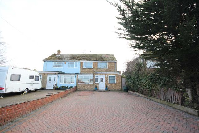 Thumbnail Semi-detached house for sale in Holland Road, Holland-On-Sea, Clacton-On-Sea