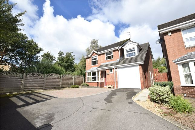 Thumbnail Detached house for sale in Lacock Drive, Barrs Court, Bristol