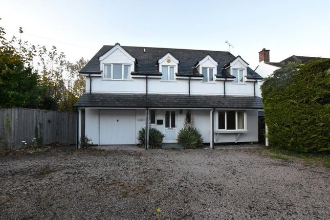 Thumbnail Detached house to rent in High Street, Newton Poppleford, Sidmouth, Devon