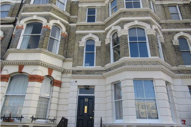 Thumbnail Flat to rent in Dalby Square, Cliftonville, Margate