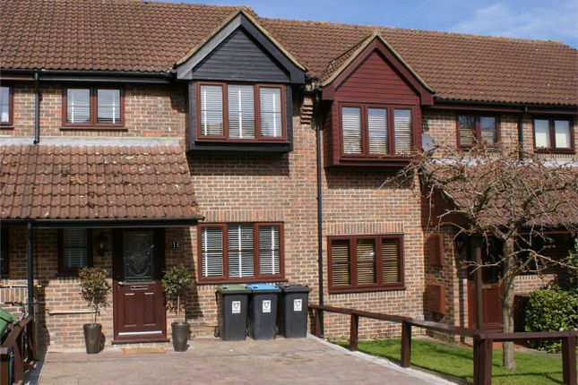 Thumbnail Terraced house for sale in Tooveys Mill Close, Kings Langley, Hertfordshire