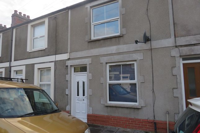 2 bed terraced house for sale in Gwendoline Street, Splott, Cardiff CF24