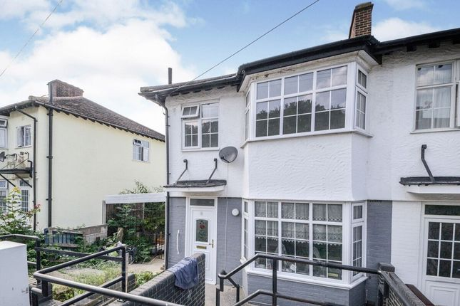 Thumbnail Terraced house to rent in Commonwealth Way, London