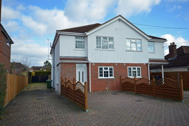 Thumbnail Semi-detached house for sale in Frimley Green Road, Frimley Green, Camberley, Surrey