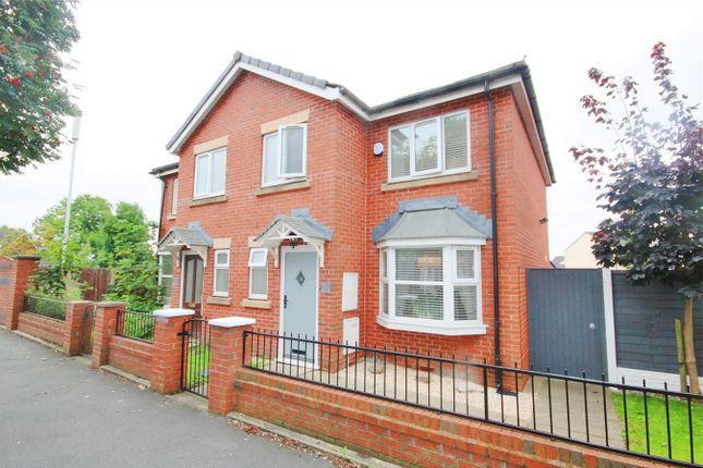 Thumbnail Semi-detached house for sale in The Mews Garton Lane, Clock Face, St Helens