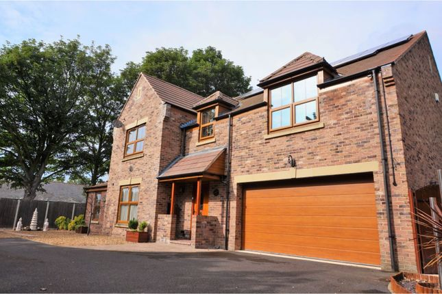 Thumbnail Detached house for sale in Ellers Road, Bessacarr, Doncaster