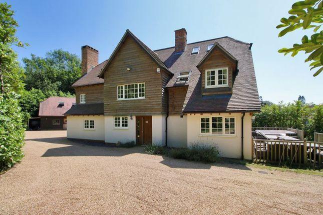 5 bed detached house for sale in Possingworth Close, Cross In Hand, Heathfield TN21
