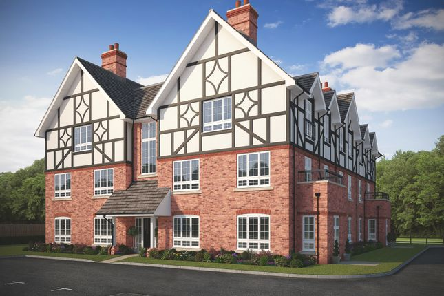 Thumbnail Flat for sale in Kendal End Road, Barnt Green, Birmingham