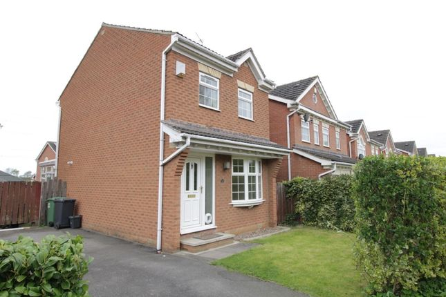 Thumbnail Detached house to rent in Burnleys View, Methley, Leeds