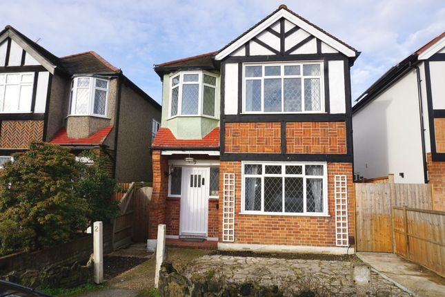 Thumbnail Detached house for sale in Sherborne Road, Chessington
