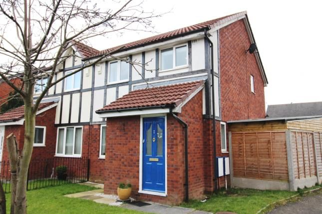 Thumbnail Semi-detached house for sale in Storeton Close, Wythenshawe, Manchester